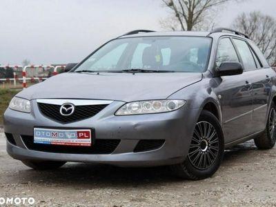 używany Mazda 6 1.8dm 120KM 2004r. 207 000km
