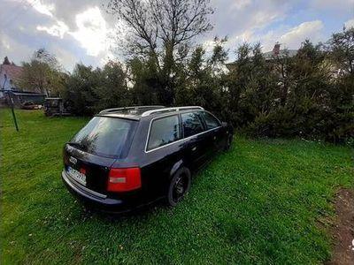 używany Audi A6 w całości uszkodzona skrzynia