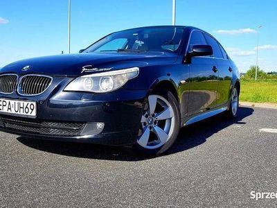 używany BMW 525 E60 i Benzyna + LPG AUTOMAT