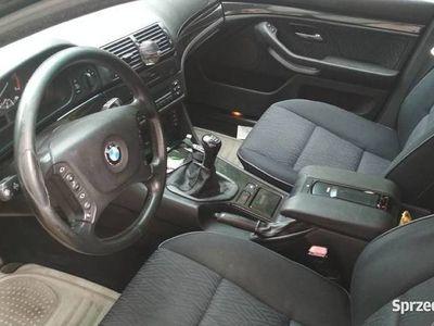 używany BMW 520 d 136km touring