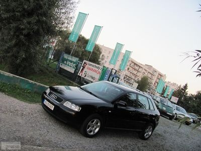 używany Audi A3 I (8L) 1.6 Attraction-FUL OPCJA-Bezwypadkowy-SERWIS-NIEM