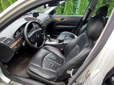 używany Mercedes E320 CDI Avantgarde Kombi