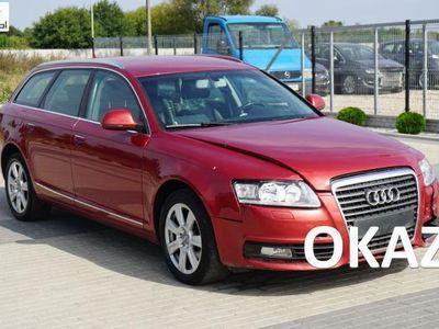 używany Audi A6 2dm 170KM 2010r. 194 000km
