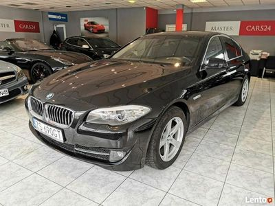 używany BMW 520 2dm 184KM 2012r. 146 400km