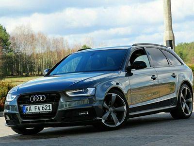 używany Audi A4 IV (B8) S-LINE 190KM Kamera El.Klapa Bi-Xenon Navi Ledy Shadow Line Niemcy