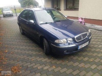 używany Rover 45 2.0 TD stan bardzo dobry Możliwa zamiana!