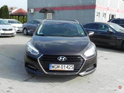 używany Hyundai i40 1,7 CRDI(141 KM) Comfort Salon PL F-Vat