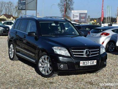 używany Mercedes GLK320 GLK 320 Gwarancja Techniczna, Ze Szwajcarii, 3,0 Diesel - 224 KM, Bezwypadkowy