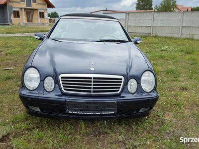używany Mercedes CLK320 Kabriolet