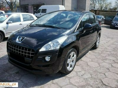 używany Peugeot 203 3008 1.6dm 110KM 2010r.000km