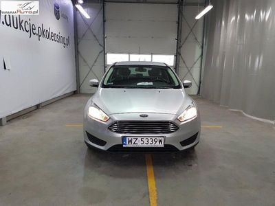 gebraucht Ford Focus Focus 1.5dm3 95KM 2017r. 70 097km Hatchback 14-,1.5 TDCi Trend