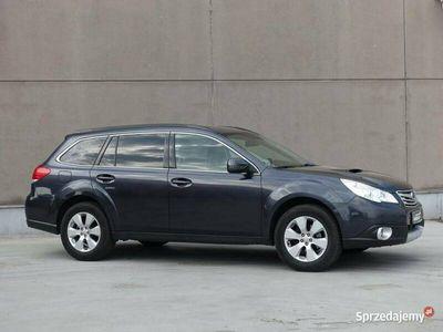 używany Subaru Outback 2011 2000cm3 manualna skrzynia biegów 150KM