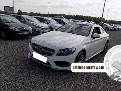 używany Mercedes C220 Klasa C W205 MERCEDESAutomat, Navi, Alu, FV 23%, Gwarancja!!