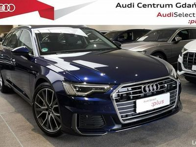 używany Audi A6 40TDI | Avant Sport | Matrix | Alcantara | Virtual | ACC |