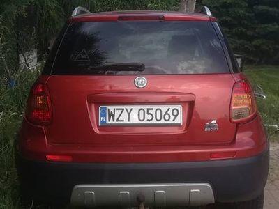 używany Fiat Sedici