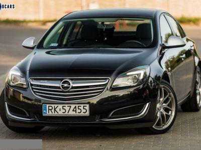 używany Opel Insignia 2dm 140KM 2016r. 174 000km
