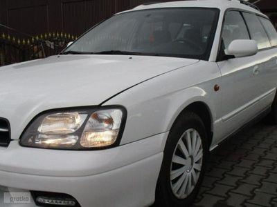 używany Subaru Legacy 2.0 Super Stan 4x4 automatyczna klima.