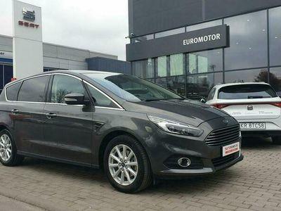 używany Ford S-MAX Titanium 2.0 TDCi 150[KM] 4WD *Oferta dealera *FV23%