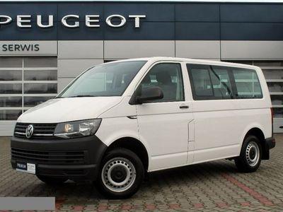 używany VW Transporter #Kupuj bezpiecznie! 150KM 6 osobowy Brygadówka FV23 od RiA T6