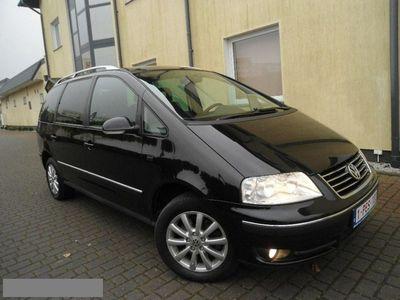 używany VW Sharan 2dm 140KM 2007r. 225 000km