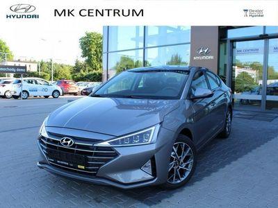 używany Hyundai Elantra 1.6dm 128KM 2019r. 5km