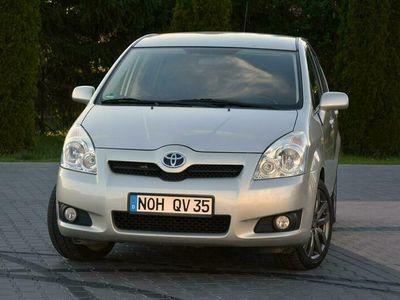 używany Toyota Corolla Verso *1.8 VVT i(129KM)*147tys.km*7-Foteli*Lift*Sol*Alu17 III (2004-2009)