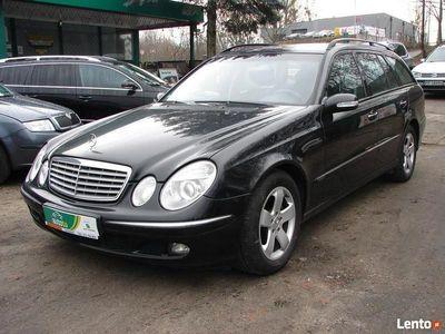 używany Mercedes E220 W211 2.2 150KM