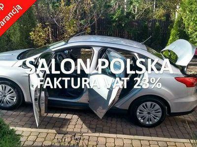 używany Ford Focus Salon PL 1.6 105KM GAZ Po Serwisie i wymianie rozrządu 30 Netto FV23%