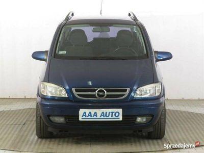 używany Opel Zafira A HAK, Klimatronic,ALU, El. szyby, wspomaganie Kierownicy