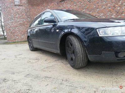 używany Audi A4 b6 2.5 v6 163km