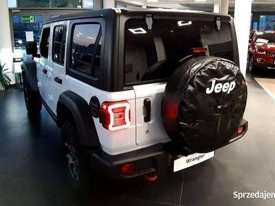 używany Jeep Wrangler III 2.0 272KM