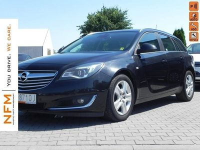 używany Opel Insignia 2.0 DTH (163 KM) EDITION Salon PL Gwarancja Faktura VAT A (2008-2017)