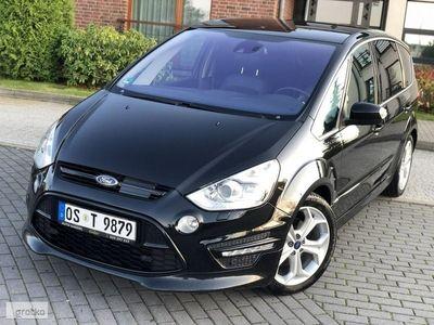 używany Ford S-MAX Titanium S 163KM Xenon Led Navi Kamera Alcantara Maxx Opcja !!!