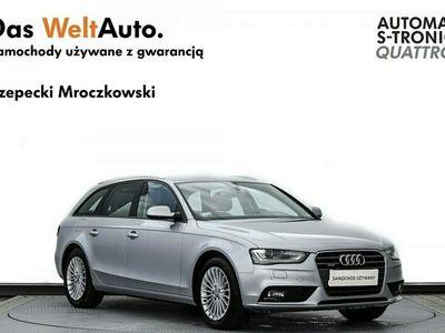 używany Audi A4 2dm 190KM 2015r. 185 000km