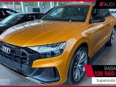 używany Audi Q8 S-Line 3.0 50TDI (286KM)   Zostań w domu, wszystko załatwimy za Cieb