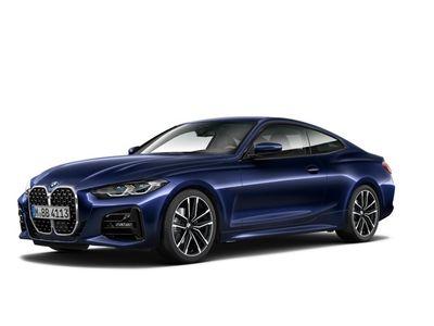 używany BMW 420 4 Series Coupé d xDrive M Sport