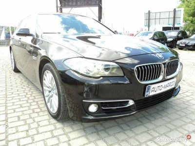 używany BMW 525 2dm 218KM 2014r. 137 000km