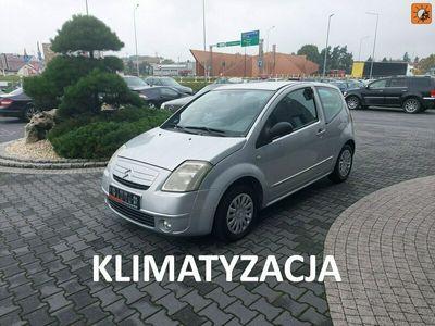 używany Citroën C2 stan bdb,zadbany,klimatyzacja,1.4HDi