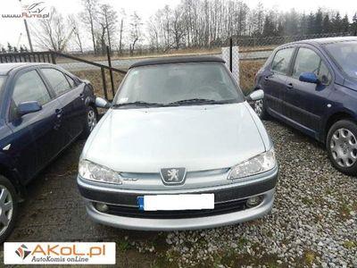 używany Peugeot 306 1.6dm 90KM 2002r. 211 000km