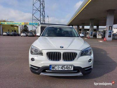 używany BMW X1 2,0d Xdrive automat, X-line