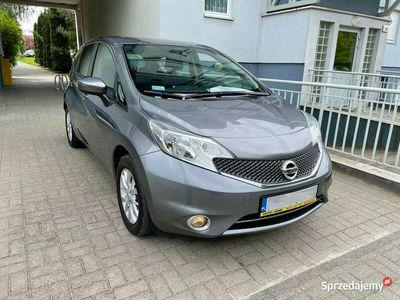 używany Nissan Note 1.2 Benzyna, 6L/100KM, klimatyzacja, opony dodat