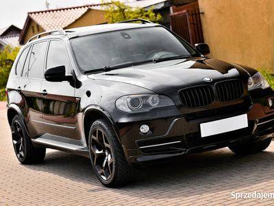 używany BMW X5 PAKIET AERO M-PAKIET 3.0 DIESEL 235km DO POPRAWEK