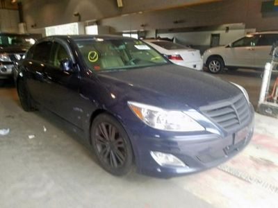 używany Hyundai Genesis GDI 3.8 benz. V6 290KM autom. 2011