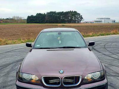 używany BMW 2002 E46r 143 KM piękny stan nego POLECAM