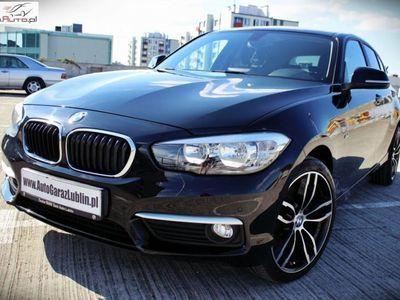 używany BMW 118 2dm 150KM 2015r. 39 000km