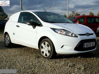 używany Ford Fiesta VI 1.4 diesel Van Klimatyzacja VAT 23%