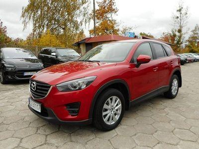 używany Mazda CX-5 2.2dm 150KM 2015r. 73 000km