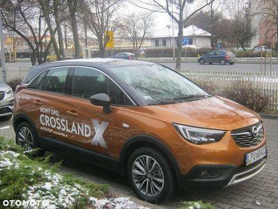 używany Opel Crossland X