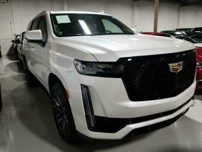 używany Cadillac Escalade 6.2dm 420KM 2021r. 2 170km