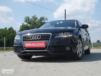 używany Audi A4 2dm 120KM 2010r. 117 000km